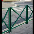 MS11202 Dekorativna ograja za pešce