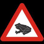 1119-2 Divje živali na cesti