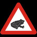 1119-3 Divje živali na cesti