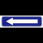 2407-2 Enosmerna cesta