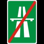2402 Konec avtoceste
