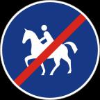 2318 Konec steze za jezdece