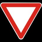 2101 Križišče/cestni priključek s prednostno cesto