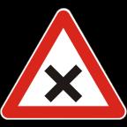 1102 Križišče enakovrednih cest