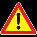 1101-R Nevarnost na cesti