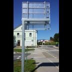 MS10102 Nosilna konstrukcija za lamele turist. sign.