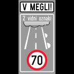 2443-2 Območje s pogostim pojavom megle