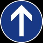 2301 Obvezna smer
