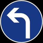 2301-3 Obvezna smer