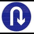 2301-6 Obvezna smer