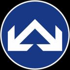2303-2 Obvezna vožnja mimo