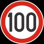 2232-10 Omejitev hitrosti