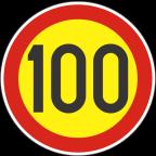 2232-10-R Omejitev hitrosti