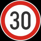 2232-3 Omejitev hitrosti