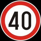 2232-4 Omejitev hitrosti
