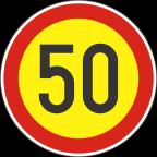 2232-5-R Omejitev hitrosti