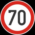 2232-7 Omejitev hitrosti
