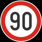 2232-9 Omejitev hitrosti