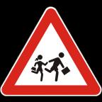 1116-1 Otroci na vozišču