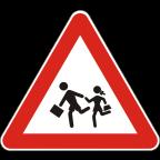 1116 Otroci na vozišču