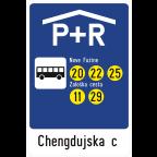 2413-1 Parkiraj in presedi