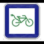 3118-1 Polnilna postaja za električna kolesa