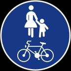2315 Površina za promet pešcev in kolesarjev