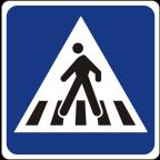 2431 Prehod za pešce