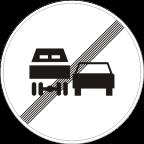 2231 Prenehanje prepovedi prehitevanja za tovorna vozila
