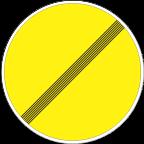 2238-R Prenehanje vseh prepovedi in omejitev