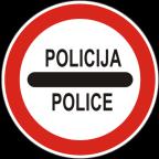 2234-2 Prepovedan prehod brez ustavljanja