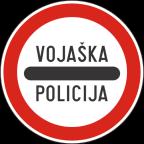 2234-3 Prepovedan prehod brez ustavljanja