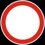 2202 Prepovedan promet v obeh smereh
