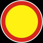 2202-R Prepovedan promet v obeh smereh