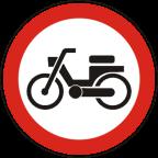 2205 Prepovedan promet za mopede