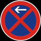 2236-1 Prepovedana ustavitev in parkiranje