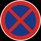 2236 Prepovedana ustavitev in parkiranje