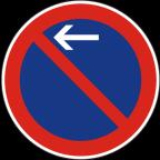 2237-1 Prepovedano parkiranje