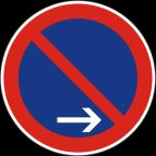 2237-2 Prepovedano parkiranje