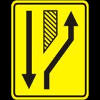 3306-1-R Preusmeritev prometa na drugo cesto