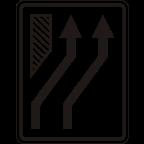 3306 Preusmeritev prometa na drugo cesto
