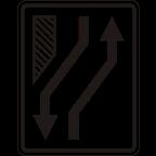 3306-2 Preusmeritev prometa na drugo cesto