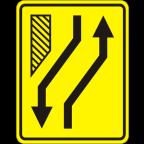 3306-2-R Preusmeritev prometa na drugo cesto