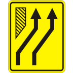 3306-R Preusmeritev prometa na drugo cesto