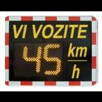 MS10251 Prikazovalnik hitrosti