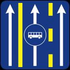 2411-5 Prometni pas za vozila javnega prevoza potnikov