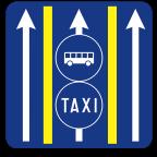 2411-6 Prometni pas za vozila javnega prevoza potnikov