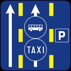 2411-7 Prometni pas za vozila javnega prevoza potnikov
