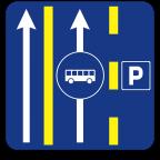2411-8 Prometni pas za vozila javnega prevoza potnikov