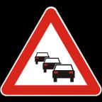 1123 Prometni zastoj